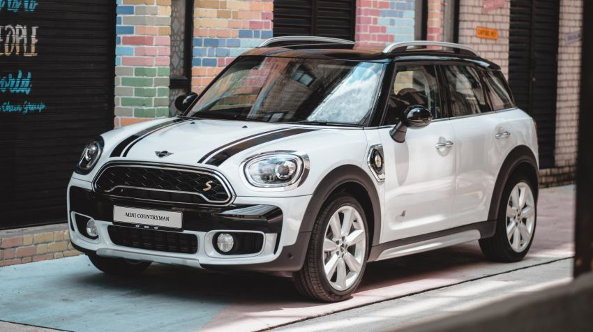 F60 MINI Cooper S Countryman Pure launched – from RM229k; PHEV model gets RM18k Wired Package Image #947701