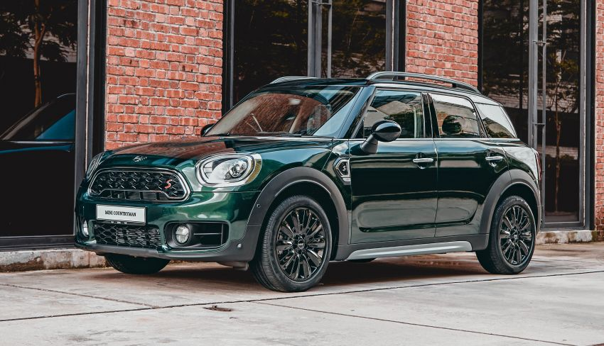 F60 MINI Cooper S Countryman Pure launched – from RM229k; PHEV model gets RM18k Wired Package Image #947702