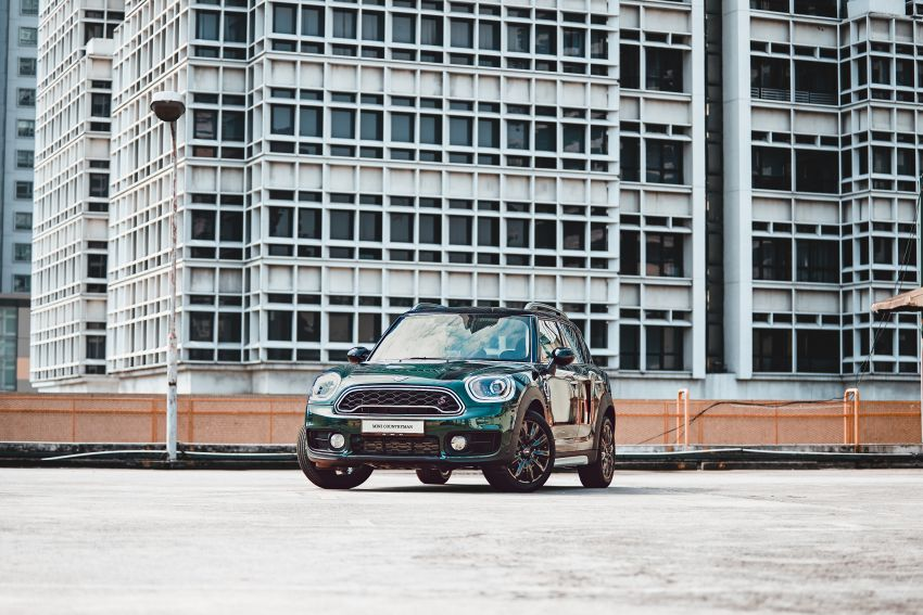 F60 MINI Cooper S Countryman Pure launched – from RM229k; PHEV model gets RM18k Wired Package Image #947703