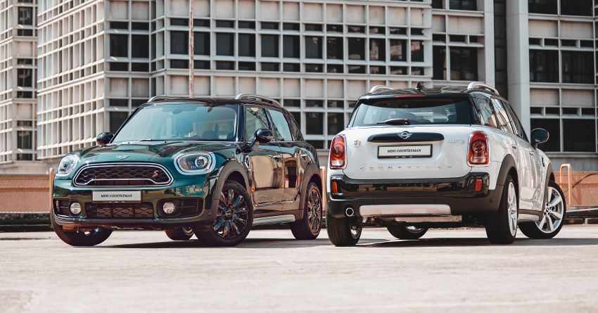 F60 MINI Cooper S Countryman Pure launched – from RM229k; PHEV model gets RM18k Wired Package Image #947704