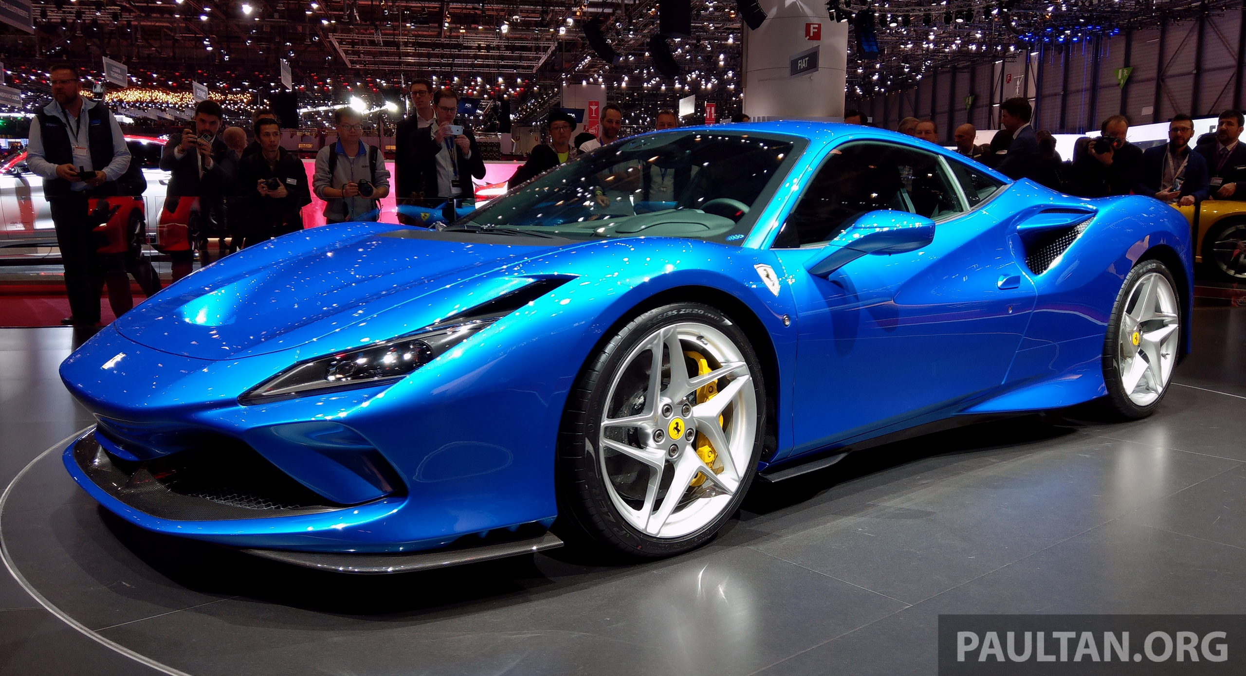 Ferrari F8 Tributo Debuts In Malaysia Fr Rm1 068 Mil Paultan Org