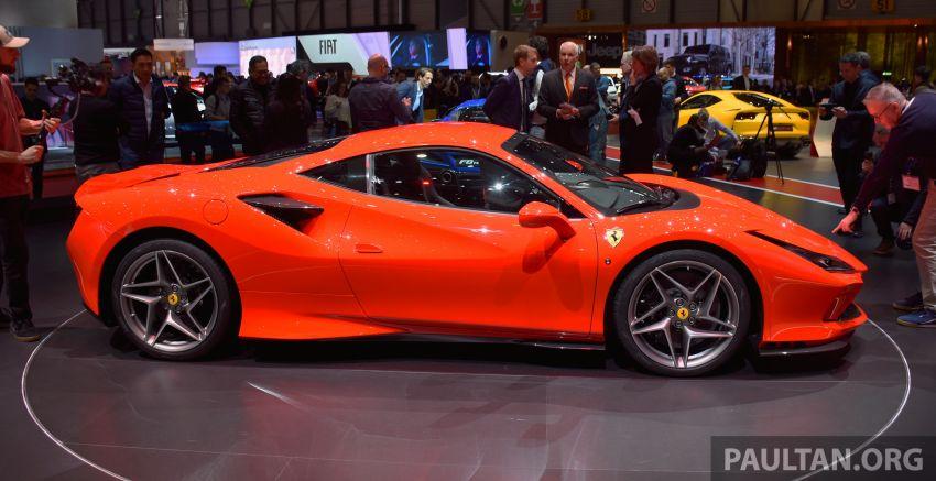 Ferrari F8 Tributo debuts in Malaysia – fr. RM1.068 mil Image #950726