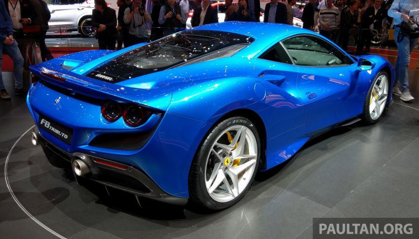 Ferrari F8 Tributo debuts in Malaysia – fr. RM1.068 mil Image #950711