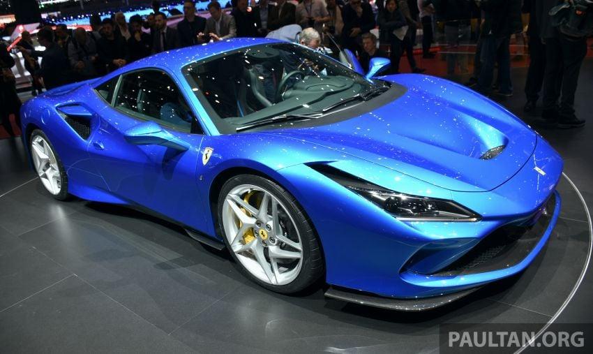 Ferrari F8 Tributo debuts in Malaysia – fr. RM1.068 mil Image #950713