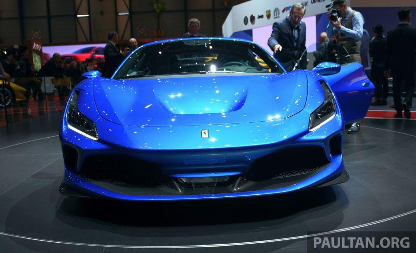Ferrari F8 Tributo debuts in Malaysia – fr. RM1.068 mil Image #950714