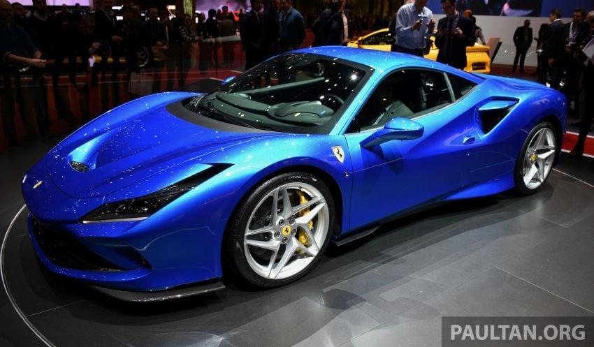 Ferrari F8 Tributo debuts in Malaysia – fr. RM1.068 mil Image #950718