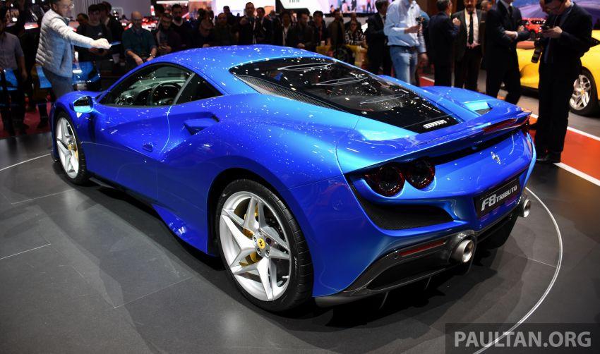 Ferrari F8 Tributo debuts in Malaysia – fr. RM1.068 mil Image #950719