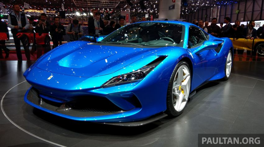 Ferrari F8 Tributo debuts in Malaysia – fr. RM1.068 mil Image #950720