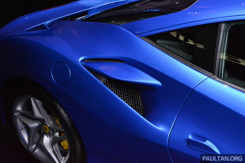 Ferrari F8 Tributo debuts in Malaysia – fr. RM1.068 mil Image #950821