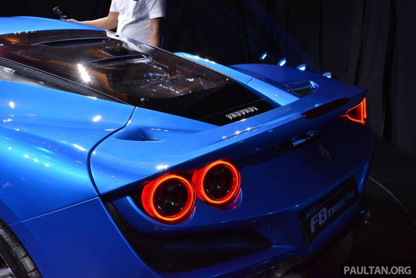 Ferrari F8 Tributo debuts in Malaysia – fr. RM1.068 mil Image #950822