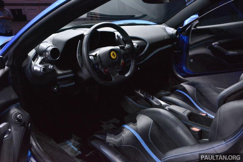 Ferrari F8 Tributo debuts in Malaysia – fr. RM1.068 mil Image #950830