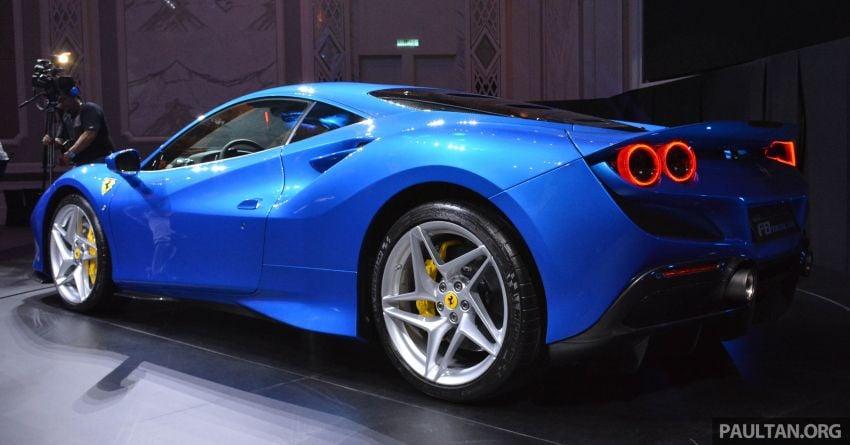 Ferrari F8 Tributo debuts in Malaysia – fr. RM1.068 mil Image #950814