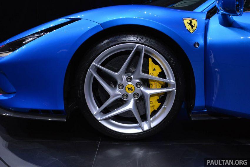 Ferrari F8 Tributo debuts in Malaysia – fr. RM1.068 mil Image #950819