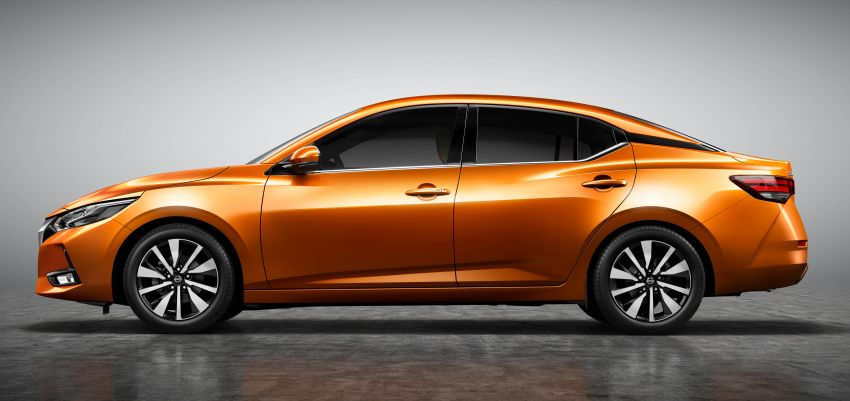 All-new Nissan Sylphy unveiled at 2019 Auto Shanghai Image #948330