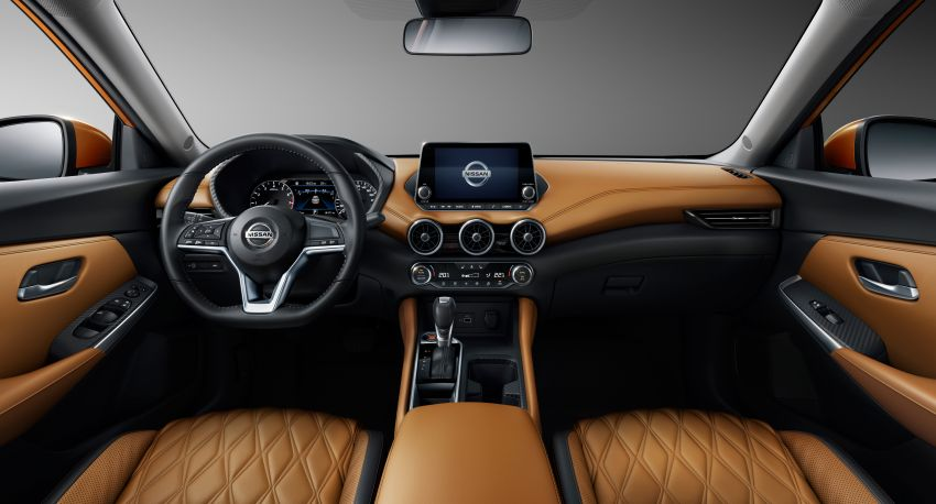 All-new Nissan Sylphy unveiled at 2019 Auto Shanghai Image #948336