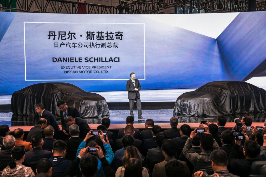 Nissan Sylphy generasi baharu muncul di Shanghai Image #948391