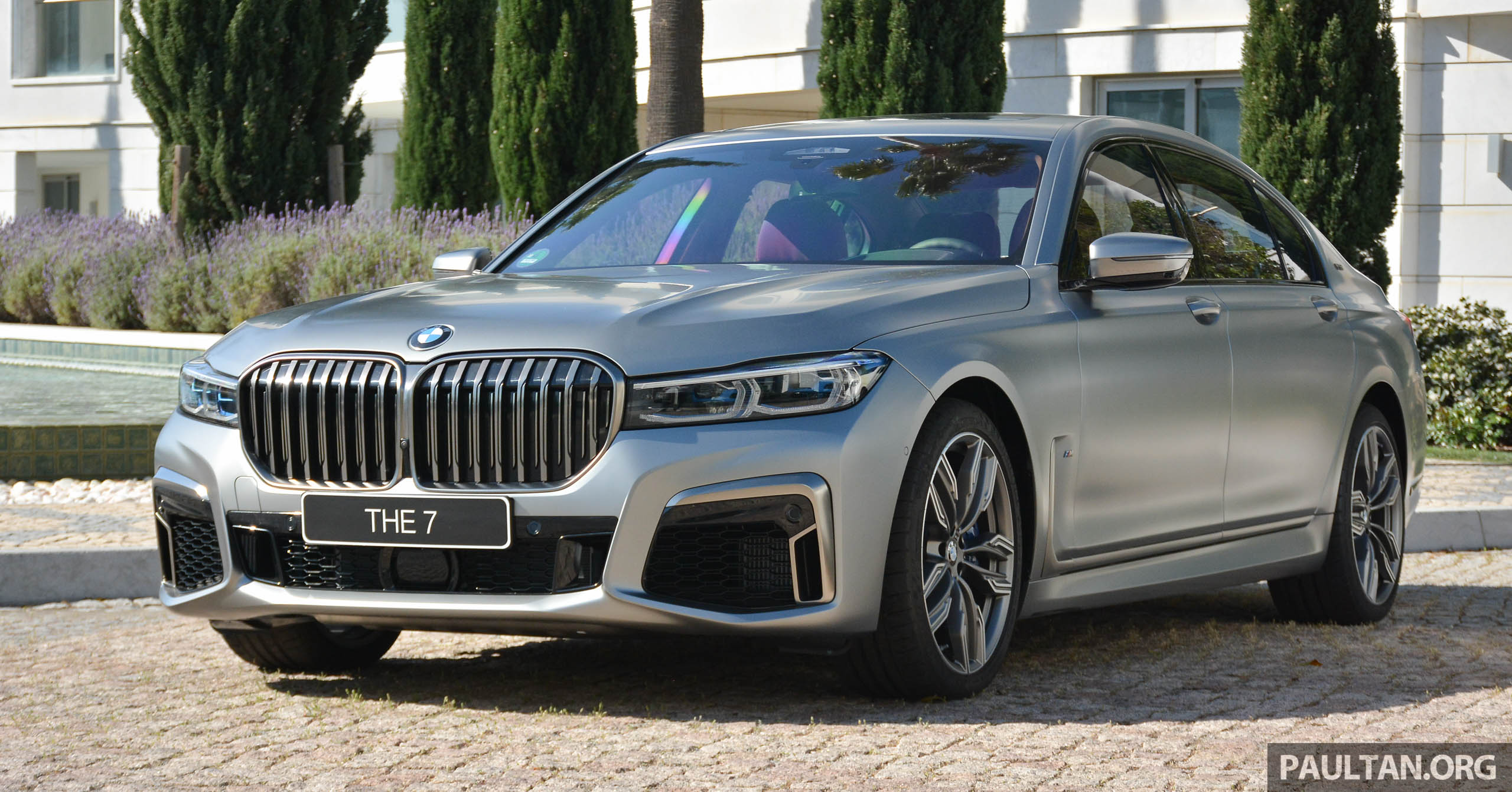 Bmw To Continue Offering A V12 Engine Up Until 2023 Paultan Org
