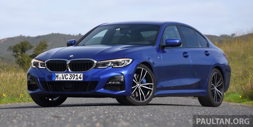 DRIVEN: G20 BMW 3 Series – upping the ante, again Image #943118