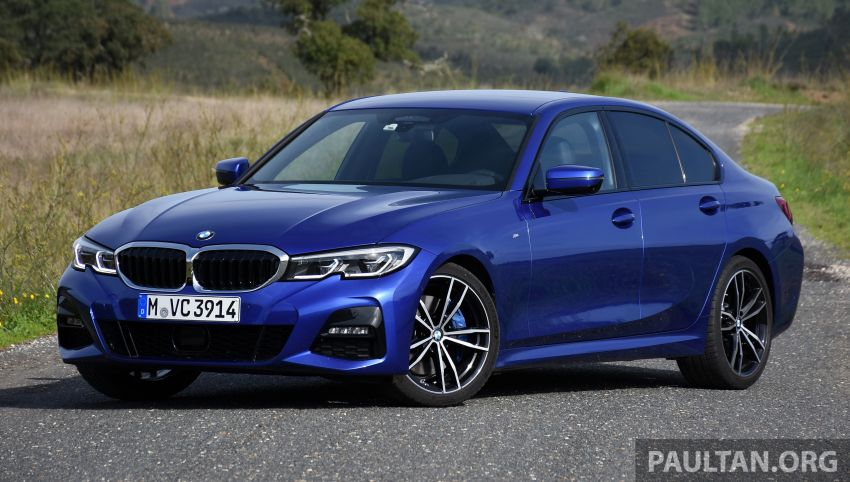 DRIVEN: G20 BMW 3 Series – upping the ante, again Image #943127