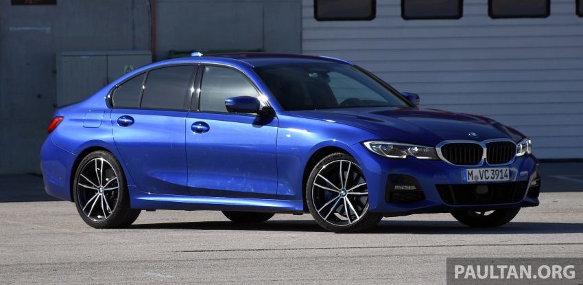 DRIVEN: G20 BMW 3 Series – upping the ante, again Image #943128