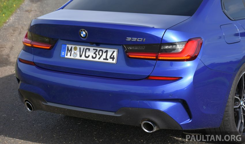 DRIVEN: G20 BMW 3 Series – upping the ante, again Image #943129