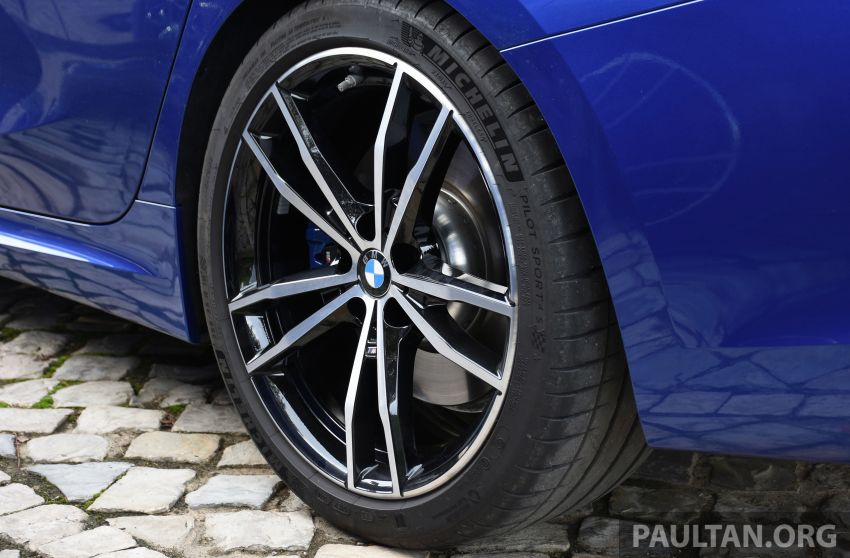DRIVEN: G20 BMW 3 Series – upping the ante, again Image #943131