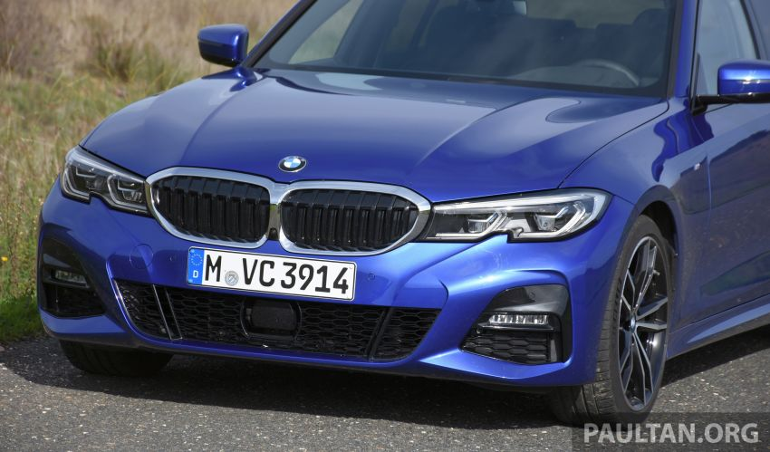 DRIVEN: G20 BMW 3 Series – upping the ante, again Image #943132