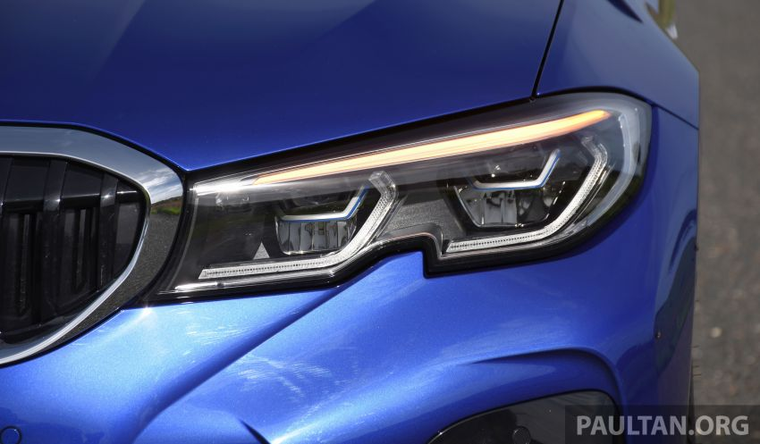 DRIVEN: G20 BMW 3 Series – upping the ante, again Image #943133