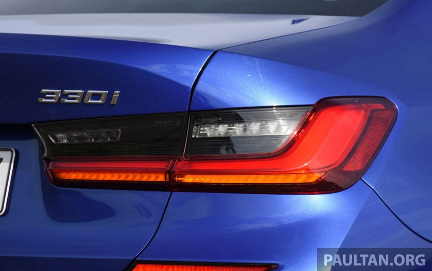 DRIVEN: G20 BMW 3 Series – upping the ante, again Image #943134