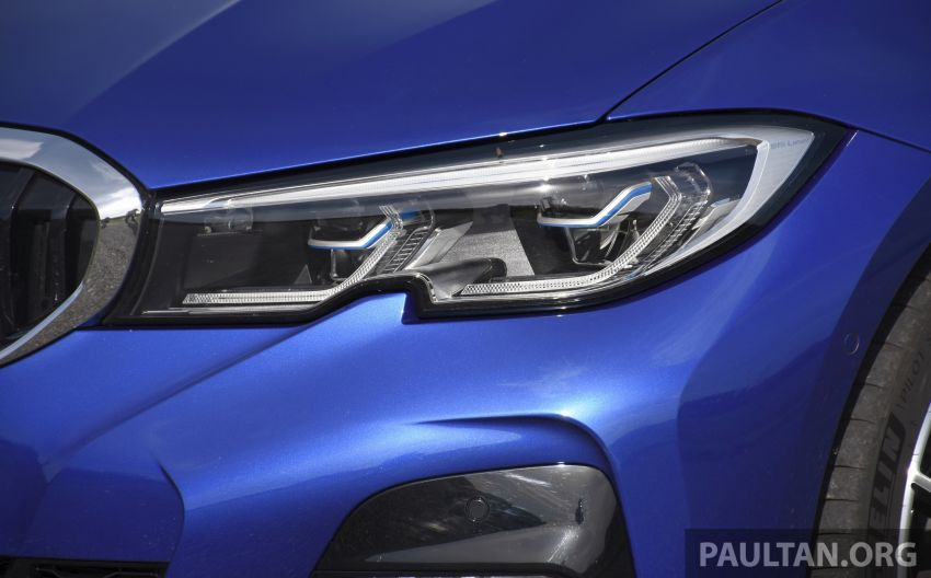 DRIVEN: G20 BMW 3 Series – upping the ante, again Image #943136