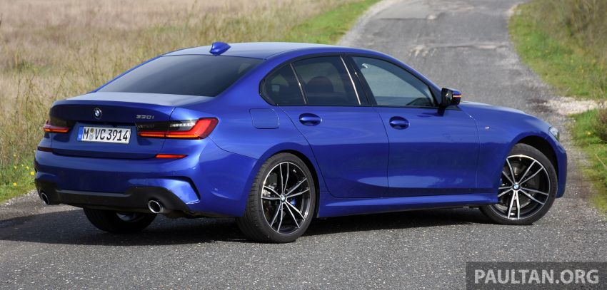 DRIVEN: G20 BMW 3 Series – upping the ante, again Image #943119