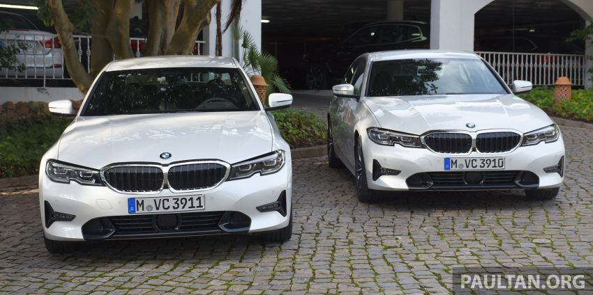 DRIVEN: G20 BMW 3 Series – upping the ante, again Image #943140