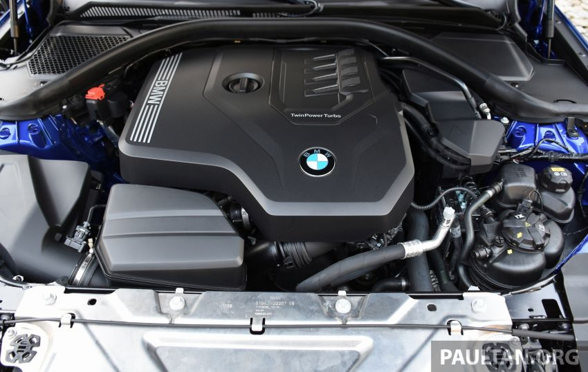 DRIVEN: G20 BMW 3 Series – upping the ante, again Image #943142