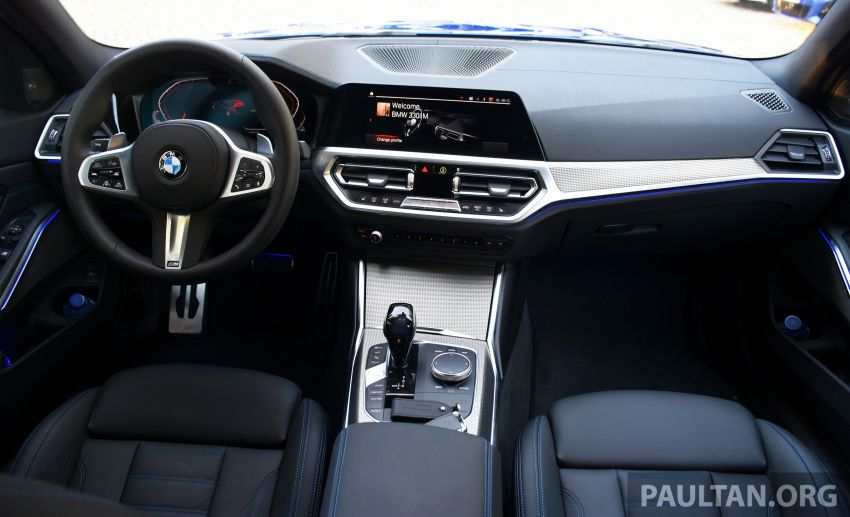 DRIVEN: G20 BMW 3 Series – upping the ante, again Image #943143