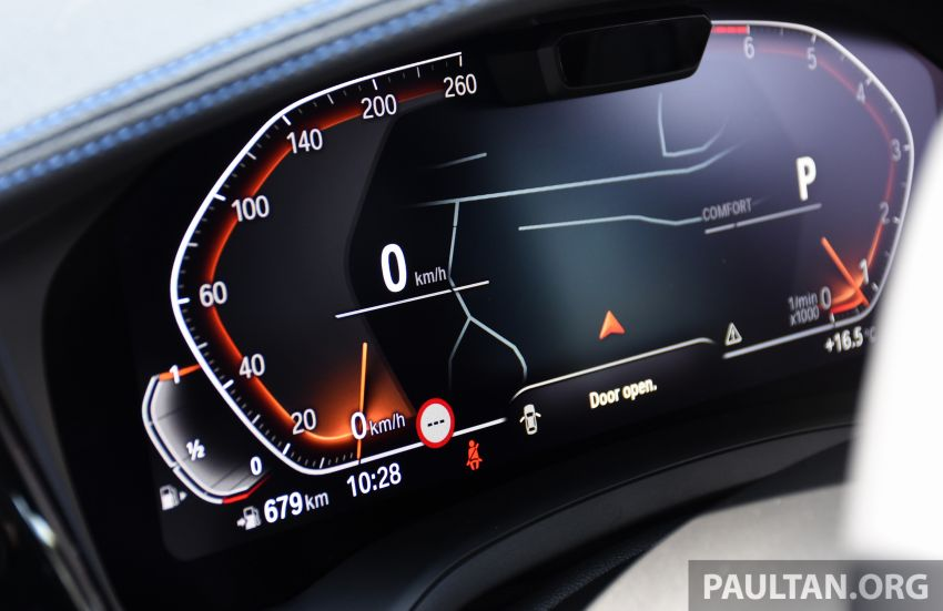 DRIVEN: G20 BMW 3 Series – upping the ante, again Image #943144