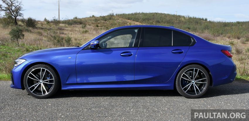 DRIVEN: G20 BMW 3 Series – upping the ante, again Image #943120