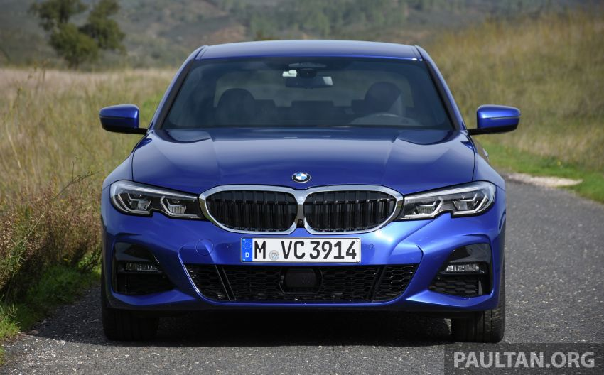 DRIVEN: G20 BMW 3 Series – upping the ante, again Image #943122