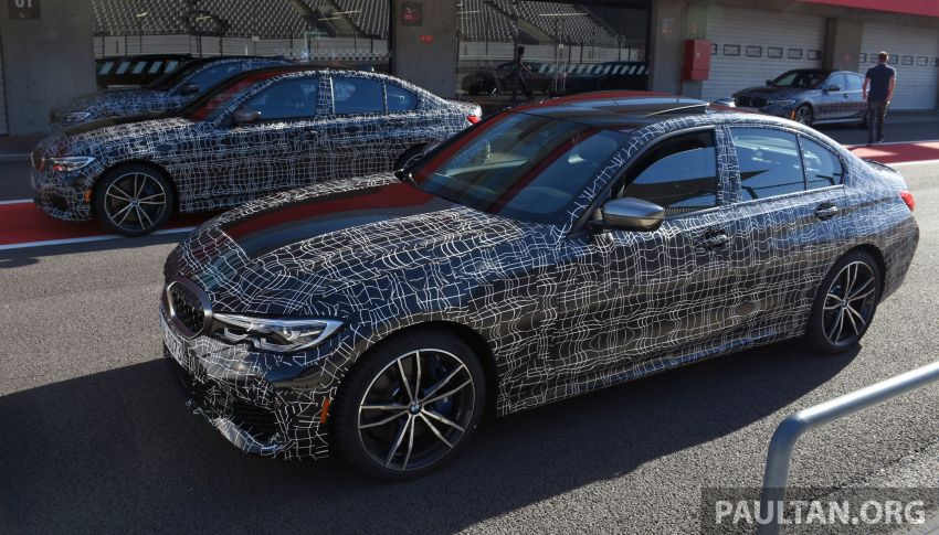 DRIVEN: G20 BMW 3 Series – upping the ante, again Image #943172