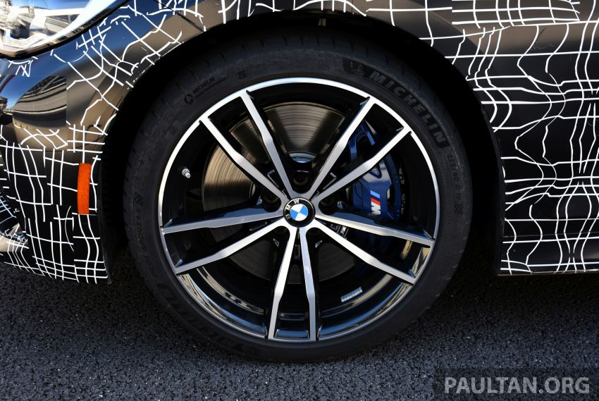 DRIVEN: G20 BMW 3 Series – upping the ante, again Image #943174