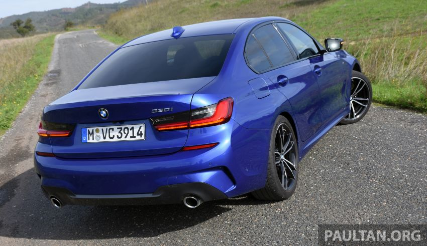 DRIVEN: G20 BMW 3 Series – upping the ante, again Image #943123