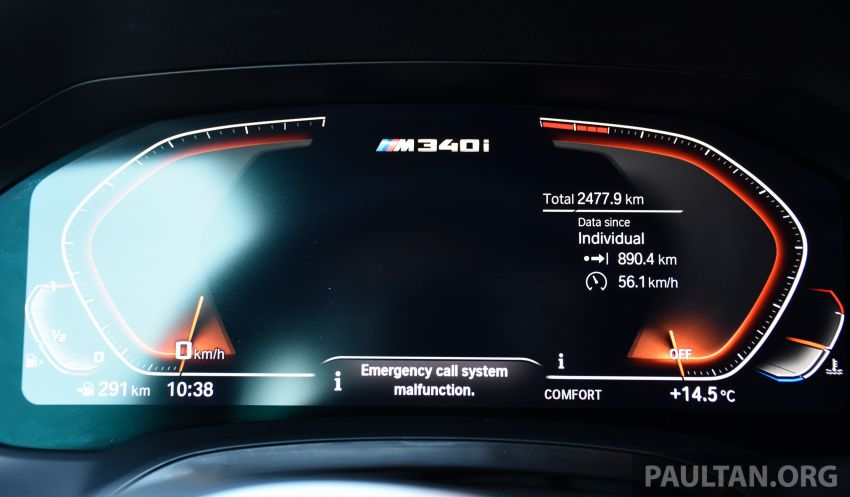 DRIVEN: G20 BMW 3 Series – upping the ante, again Image #943179