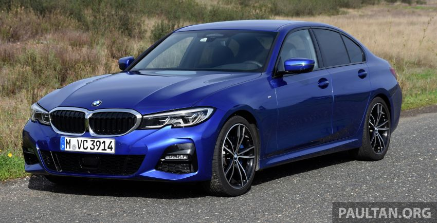 DRIVEN: G20 BMW 3 Series – upping the ante, again Image #943124