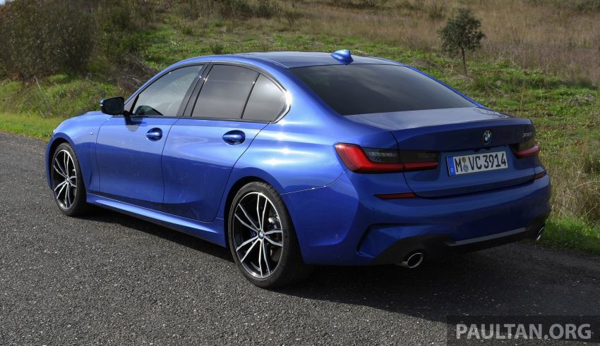 DRIVEN: G20 BMW 3 Series – upping the ante, again Image #943125