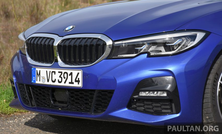 DRIVEN: G20 BMW 3 Series – upping the ante, again Image #943126