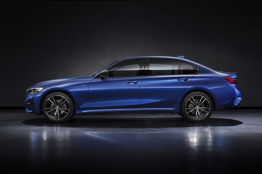 G20 BMW 3 Series long wheelbase unveiled in China Image #948943