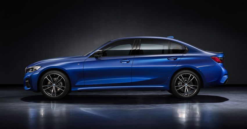 G28 BMW 3 Series Li – stretched model to debut soon Image #942165