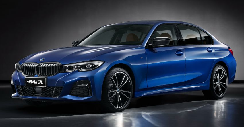 G28 BMW 3 Series Li – stretched model to debut soon Image #942167
