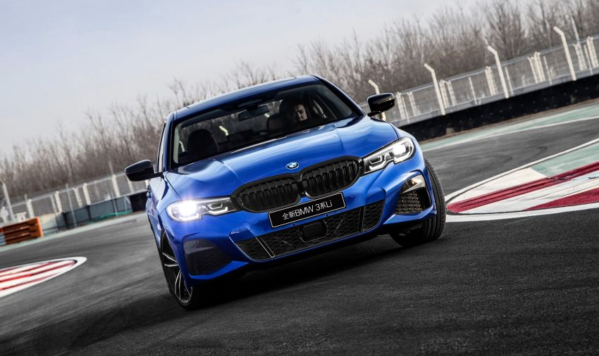 G28 BMW 3 Series Li – stretched model to debut soon Image #942171