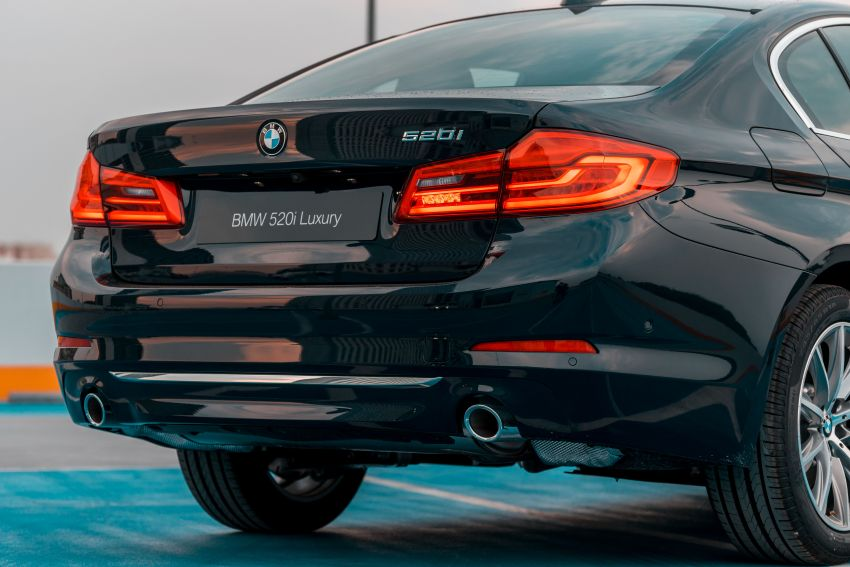 BMW Malaysia introduces G30 BMW 520i Luxury and 530e M Sport variants – RM329k and RM339k Image #953274