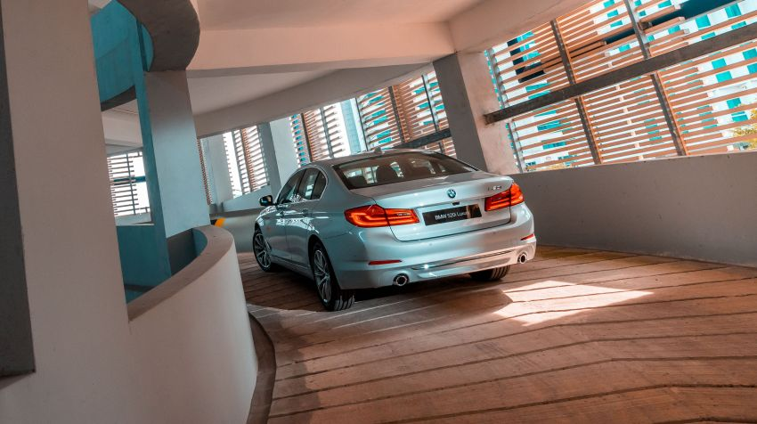 BMW Malaysia introduces G30 BMW 520i Luxury and 530e M Sport variants – RM329k and RM339k Image #953266